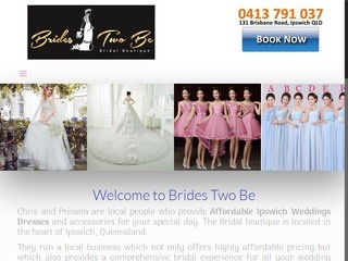 Brides Two Be