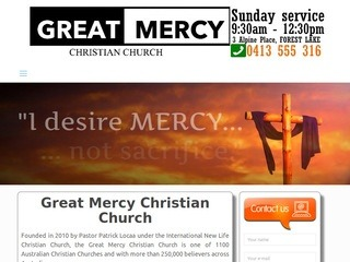 Great Mercy Christian Church