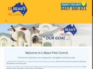 U beaut pest control
