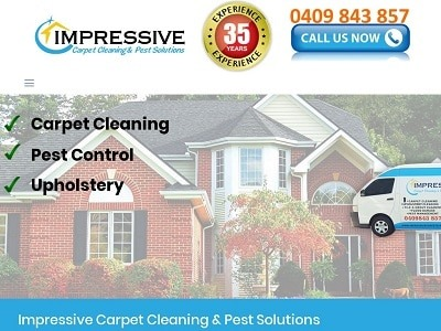 Impressive Carpet Cleaning